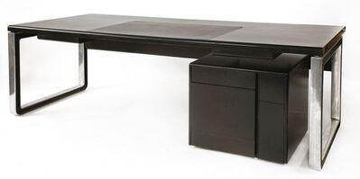 Osvaldo Borsani, 'A large desk', c. 1970