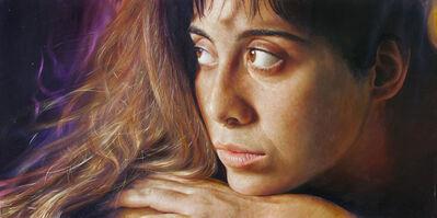 Lali Garcia Almeyda, 'Violet Fire', 2020