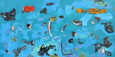 Kiro Urdin, 'Cosmogonie Dogon (Dogon Cosmogony)', 1999