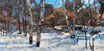 Robert Moore (b. 1957), 'Winter's Rest', 2016