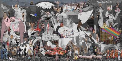 Lluis Barba, 'Guernica', 2013