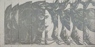 Giosetta Fioroni, 'Venus, after Botticelli (Da Botticelli, la Venere)', 1965