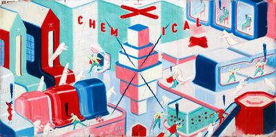 Ryan Heshka, 'Chemical X Factory', 2013