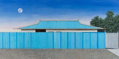 Heeyon Kim, 'Blue Roof', 2018