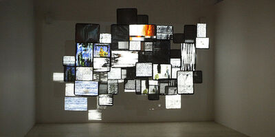 Daniel Canogar, 'Frequency', 2012