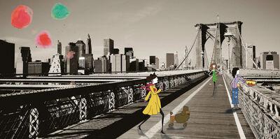 Nayla Kai Saroufim, 'Brooklyn Bridge', 2018-2019