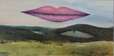 Anne Drager, 'Remembering Lips', 2012