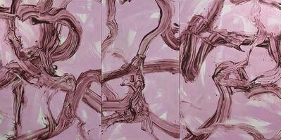 Judy Millar, 'Three Parts Pink', 2020