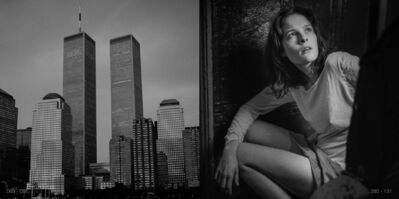 Adolfo Doring, '(091-131) Twin Towers, New York: Larissa, Brooklyn (POSTED 162 GRAMS)', 2016