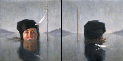 Melinda Borysevicz, 'Fisherwoman (Diptych)', 2016