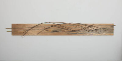 John Schwartzkopf, 'Bamboo Panel', 2013