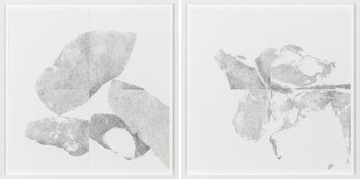 Michael Müller, 'Freie Ausrichtung 2 and 5', 2017