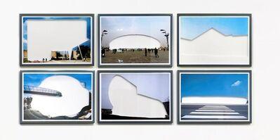Jose Dávila, ' Architecture Topologies I', 2012