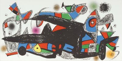 Joan Miró, 'Miro Sculptor - Denmark', 1974