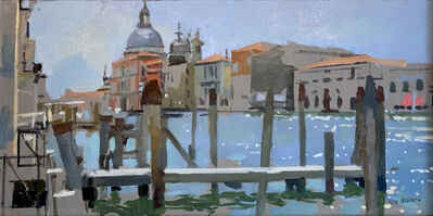 Ken Howard, 'Salute, Morning Light Effect', 2018