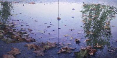 Carlos Díaz, 'Terra i aigua (díptic)', 2019