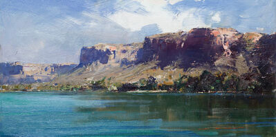 Ken Knight, 'Escarpment, Kimberleys'