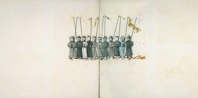 Ji Dachun 季大纯, 'Idols-heroes of water margin', 1999