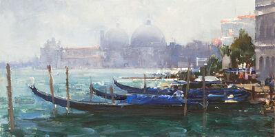 Ken Knight, 'Silver Morning, Venice'