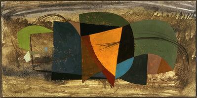 Tom Hodgson, 'Non-Objective Painting', 1952