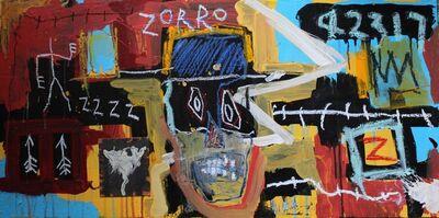 Michael Snodgrass, 'Zorro Unmasked', 2018