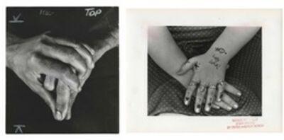 Murray Moss, 'TQ 27/28: Hands/Halfway House', 1938/1983
