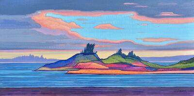 Nicholas Bott, 'Morning, Cox Bay', 2020
