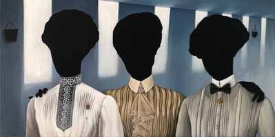 Maremi Andreozzi, 'Shirtwaists', 2021