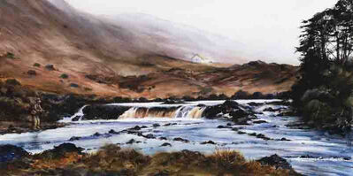 William Matthews, 'Highland Stream', 2013