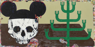 Lai Chiu-Chen, 'Merry Christmas with Mickey Mouse', 2012