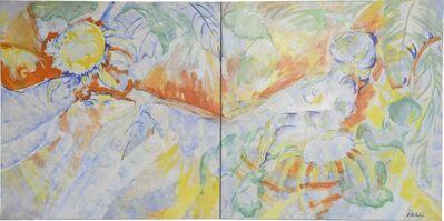 Evelyne Ballestra, 'Daydream (Diptych)', 2010