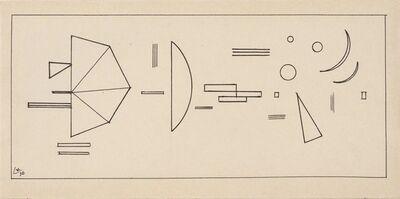 Wassily Kandinsky, 'Sans titre', 1930