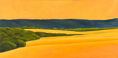 Gail Morris, 'Summer Sky, Yellow Sky', 20th/21st Century