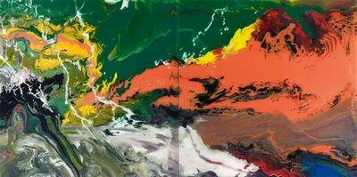 Gerhard Richter, 'Flow I ', 2016