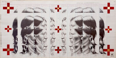 Chris Pappan, 'Quantum II', 2021