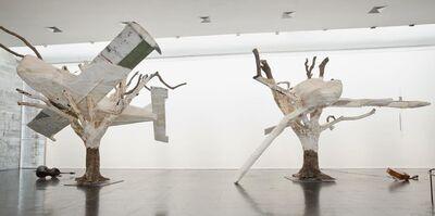 Nuno Ramos, 'Fruto Estranho', 2010