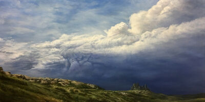 Rob Alexander, 'The Oncoming Storm', 2018