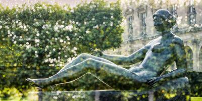 Nicolas Ruel, 'Jeune fille allongée (Paris, France)', 2018