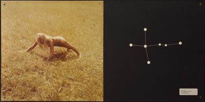 Natalia LL, 'Points of Support', 1978