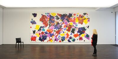 Sam Francis, 'Untitled (SFP 80-46)', 1980