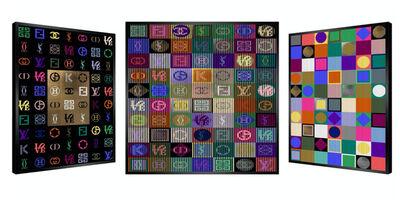 Patrick Rubinstein, 'J'aime le Luxe', GFA1410
