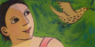 Anita Klein PPRE, 'Will's Wee Bird', 2010