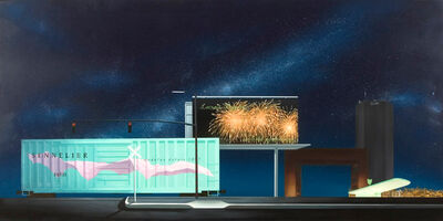 Peter Lyons, 'Elements', 2004