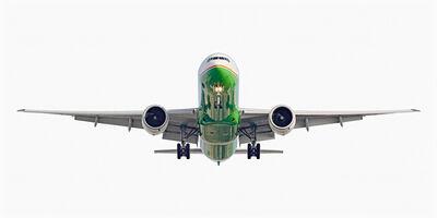 Jeffrey Milstein, 'EVA Air Boeing 777-300', 2010