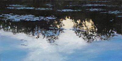 Stephen Magsig, 'Shimmering Light Lake Okonoka', 2014