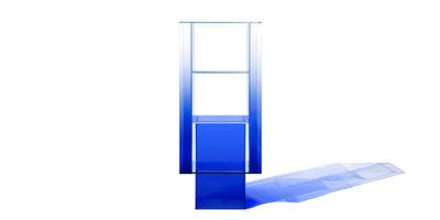 Studio BUZAO, 'Blue Glass Shelf ', 2018