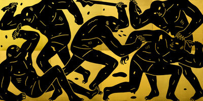 Cleon Peterson, 'Believe So', 2014