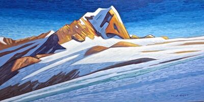Nicholas Bott, 'Lofty Mount Creswell', 2018
