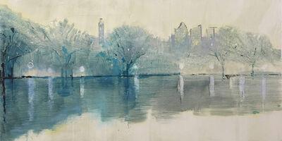 Lisa Breslow, 'Twilight Central Park ', 2018