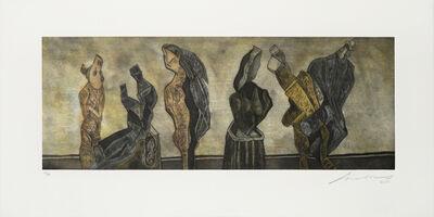 Jose Luis Cuevas, 'Animales Impuros I', 2000